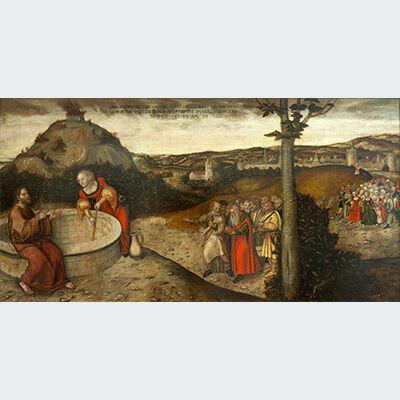 Podcast_3_Christus und die Samariterin_Bildrechte Verein 1000 Jahre Kronach e. V., Bildrechte: 1000 Jahre Kronach e.V.