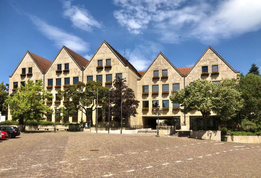 Rathaus Stadt Kronach, Foto: Stefan Wicklein