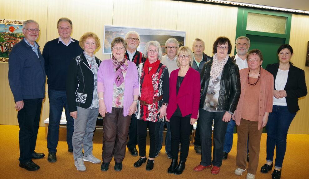 Seniorenbeirat Kronach - neue Vorstandschaft,