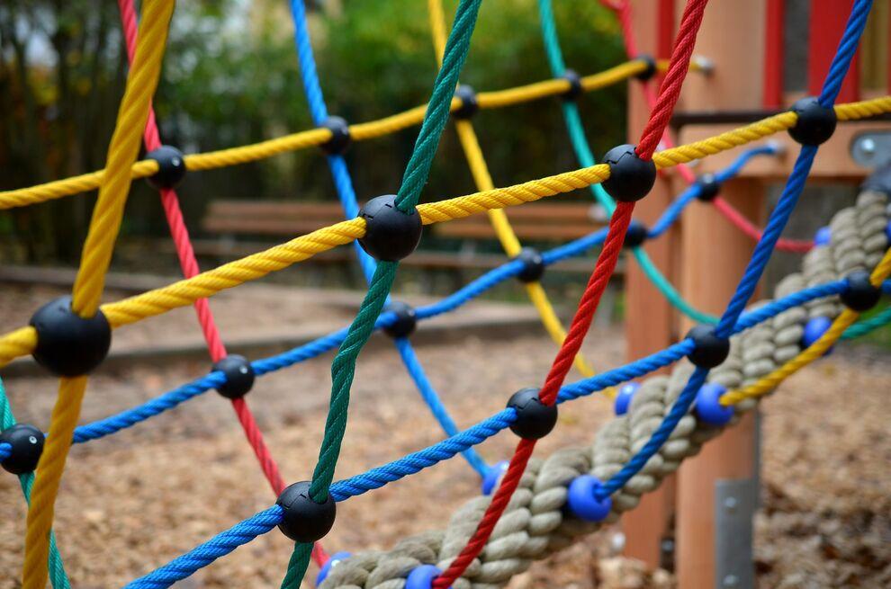 Spielplatz klettern, https://pixabay.com