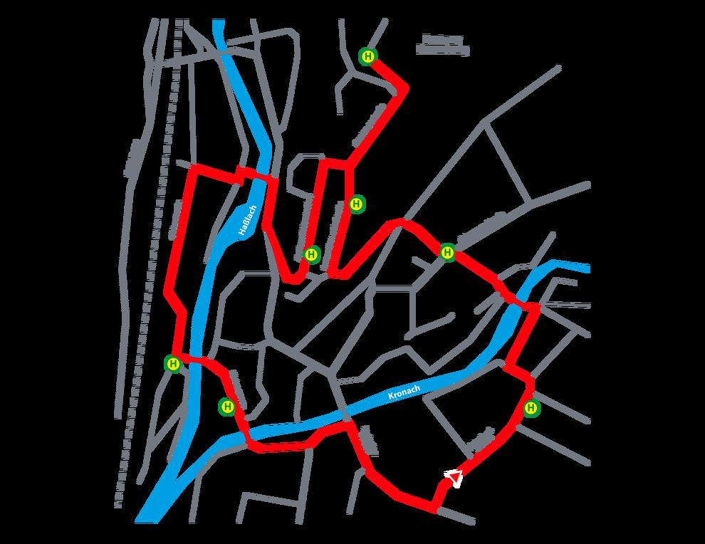SMO Strecke Kronach, IN-VISIONEN